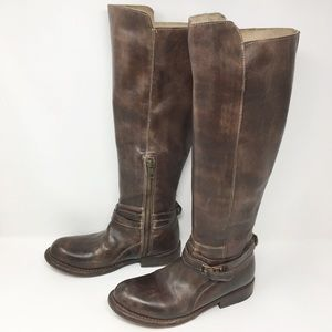 BED STU | bristol riding boots
